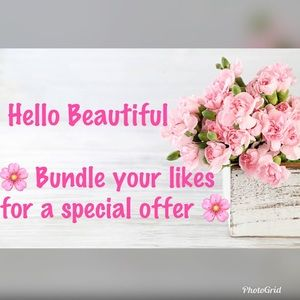 Other - Hello Beautiful - Bundle Likes - offer